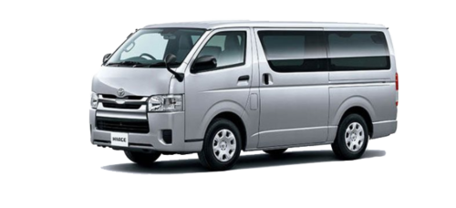 Hire or Rent an Affordable Van from Aport Rentals